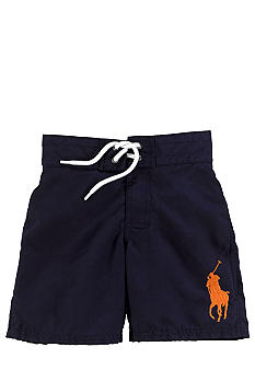 Ralph Lauren Childrenswear Swim Trunk Boys 4-7