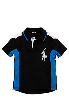 Ralph Lauren Childrenswear Soft-Touch Active Polo Boys 4-7