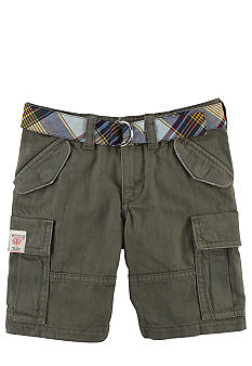 Ralph Lauren Childrenswear Denim Cargo Short Boys 4-7