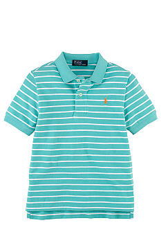 Ralph Lauren Childrenswear Thin Striped Polo Boys 4-7