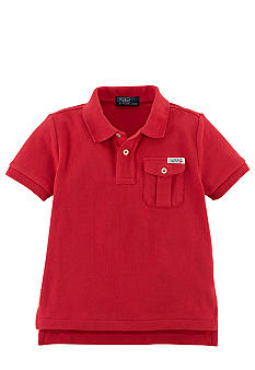 Ralph Lauren Childrenswear Pocket Polo Boys 4-7