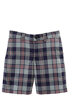 Ralph Lauren Childrenswear Madras Preppy Chino Short Boys 4-7