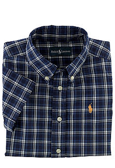 Ralph Lauren Childrenswear Plaid Shirt Boys 4-7