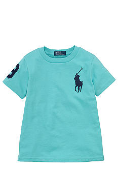 Ralph Lauren Childrenswear Big Pony Tee Boys 4-7