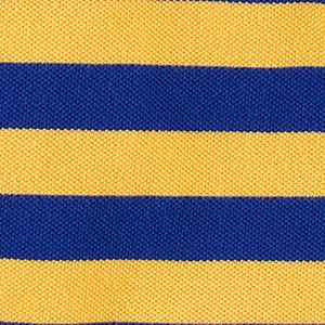 Baby & Kids: Polos Sale: Gold Bugle Multi Ralph Lauren Childrenswear 7 YD MESH-SS KC STRI
