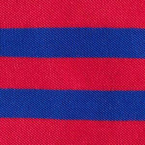 Youth Polo Shirts: Compass Red Multi Ralph Lauren Childrenswear 7 YD MESH-SS KC STRI