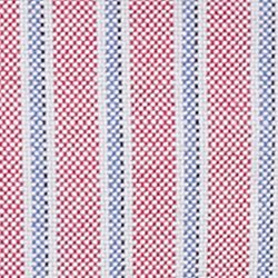 Ralph Lauren Boys: Red Multi Ralph Lauren Childrenswear 7 YD OXF STRIPE-LS B