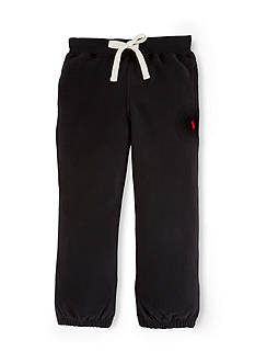 Ralph Lauren Childrenswear Fleece Pants Boys 4-7