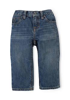 Ralph Lauren Childrenswear Slim Fit Denim Pants Boys 4-7