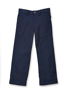 Ralph Lauren Childrenswear Cotton Chino Suffield Pants Boys 4-7