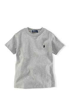 Ralph Lauren Childrenswear Classic Cotton Tee Boys 4-7