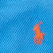 Baby & Kids: Polos Sale: Jewel Blue Ralph Lauren Childrenswear 3SS POLO JEWEL BLUE