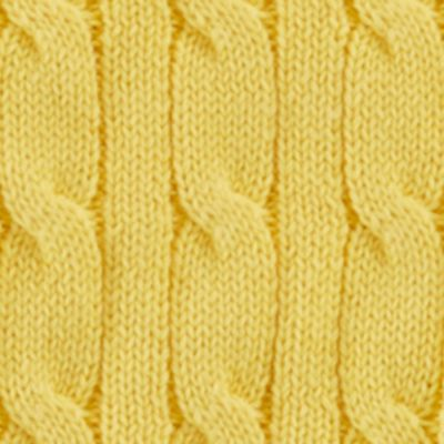 Baby & Kids: Sweaters Sale: Oasis Yellow Ralph Lauren Childrenswear 1 CABLE VN VST HUNTER NAVY