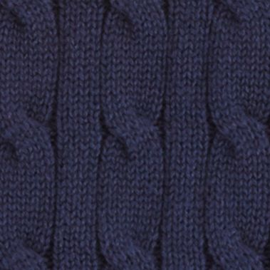 Baby & Kids: Sweaters Sale: Hunter Navy Ralph Lauren Childrenswear 1 CABLE VN VST HUNTER NAVY