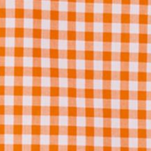 Baby & Kids: Button Front Sale: Orange Multi Ralph Lauren Childrenswear Gingham Oxford Shirt Boys 4-7