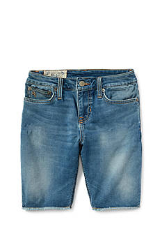 Ralph Lauren Childrenswear Faded Jean Short Boys 4-7