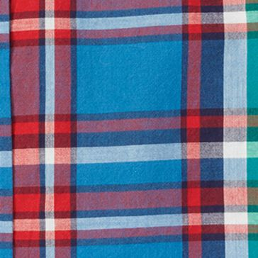 Baby & Kids: Button Front Sale: Blue Ralph Lauren Childrenswear Madras Plaid Shirt Boys 4-7