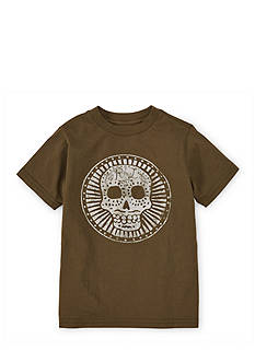 Ralph Lauren Childrenswear Skull Graphic Tee Boys 4-7