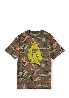 Ralph Lauren Childrenswear Camo Graphic Tee Boys 4-7