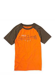 Ralph Lauren Childrenswear Baseball Tee Boys 4-7