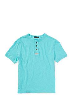 Ralph Lauren Childrenswear Henley Tee Boys 4-7