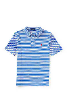 Ralph Lauren Childrenswear Stripe Polo Boys 4-7