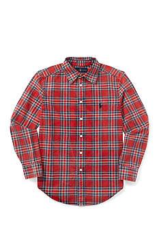 Ralph Lauren Childrenswear Henley Shirt Boys 4-7