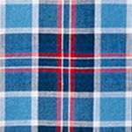 Ralph Lauren Boys: Blue/Navy Ralph Lauren Childrenswear Madras Shirt Boys 4-7