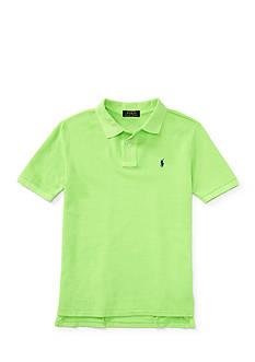 Ralph Lauren Childrenswear Neon Polo Boys 4-7