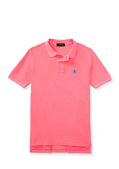 Ralph Lauren Childrenswear Neon Polo Boys 4-7
