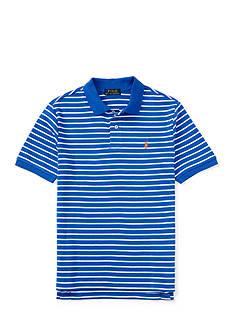 Ralph Lauren Childrenswear Interlock Short Sleeve Boys 4-7