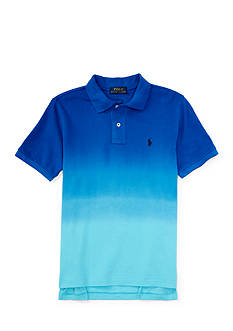Ralph Lauren Childrenswear Basic Mesh Dip Bye Polo Boys 4-7