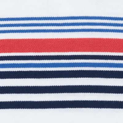 Ralph Lauren Boys: Oxford White Ralph Lauren Childrenswear Polo Shirt Boys 4-7