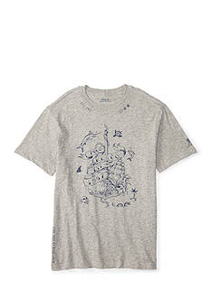 Ralph Lauren Childrenswear Graphic Shirt Boys 4-7