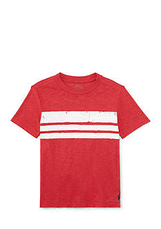Ralph Lauren Childrenswear Jersey Stripe T-Shirt Boys 4-7