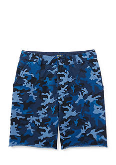 Ralph Lauren Childrenswear Printed Terry Shorts Boys 4-7