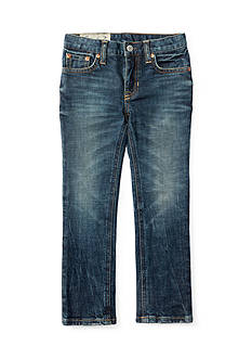 Ralph Lauren Childrenswear Slim-Fit Distressed Jeans Boys 4-7