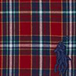 Baby & Kids: Button Front Sale: Red Ralph Lauren Childrenswear Poplin Plaid Shirt Boys 4-7