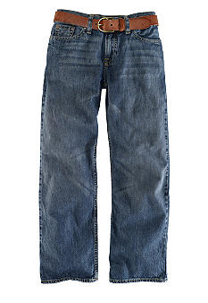 Ralph Lauren Childrenswear Classic Straight Fit Jean Boys 8-20