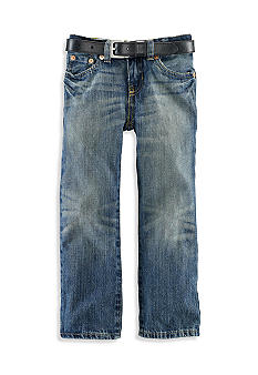 Ralph Lauren Childrenswear Slim Denim Jean Boys 8-20