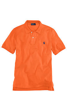 Ralph Lauren Childrenswear Mesh Polo Boys 8-20