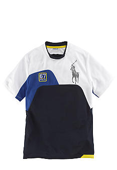 Ralph Lauren Childrenswear Soft Touch Novelty Tee Boys 8-20