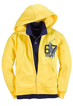 Ralph Lauren Childrenswear Fleece Hoodie Boys 8-20