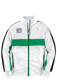 Ralph Lauren Childrenswear Tricolor Track Jacket Boys 8-20
