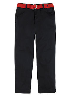 Ralph Lauren Childrenswear Classic Chino Pant Boys 8-20