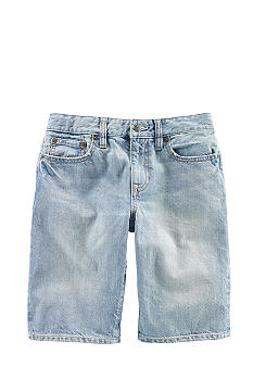 Ralph Lauren Childrenswear Signature Denim Short Boys 8-20