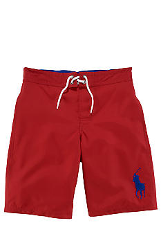 Ralph Lauren Childrenswear Swim Trunk Boys 8-20
