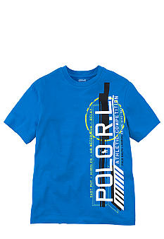 Ralph Lauren Childrenswear Active Polo Graphic Tee Boys 8-20