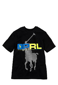 Ralph Lauren Childrenswear Large Pony PRL Active Tee Boys 8-20