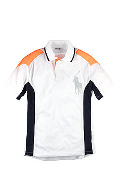 Ralph Lauren Childrenswear Soft-Touch Active Polo Boys 8-20
